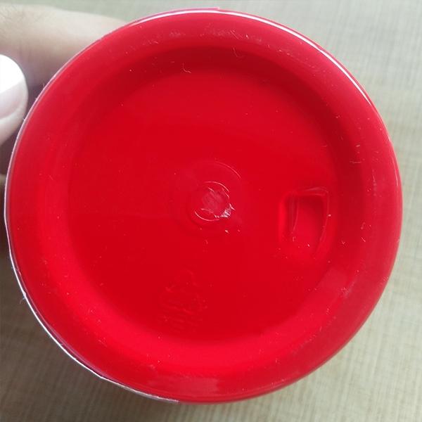 通用胶衣色浆橙红色浆